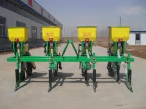 farm tractor mounted corn planter corn planting machine