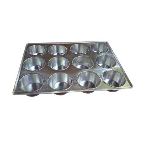 Cetakan Piesus 6cm Jual Kung Kaleng Cetakan Kue Muffin 6 Cm
