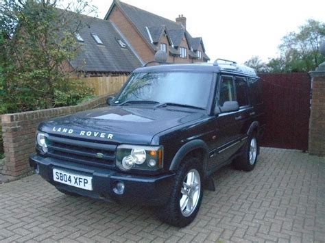 land rover discovery seats for sale used 2004 land rover discovery 2 2 5 td5 landmark 5dr 7