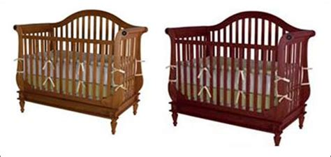 recall on baby cribs bassett cribs recalled