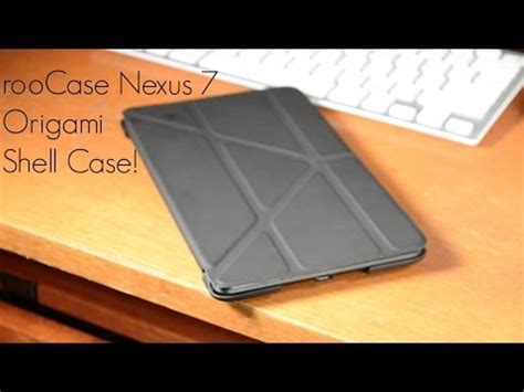 Roocase Origami Review - roocase nexus 7 fhd oragami review