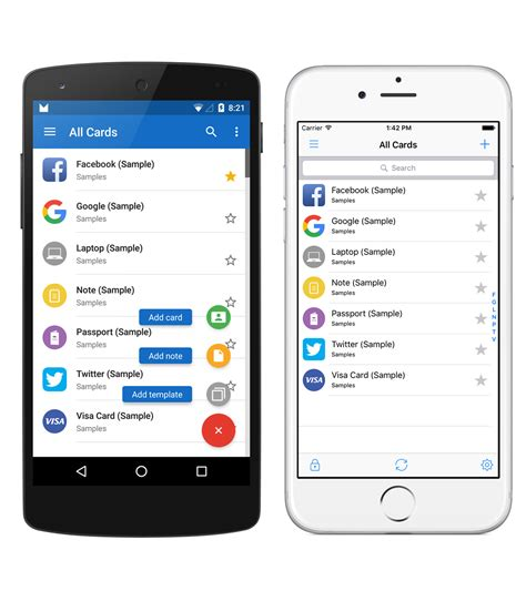 password manager for android safeincloud password manager for android ios windows and mac