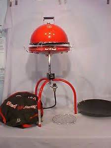 Harley davidson portable tabletop cooking grill new