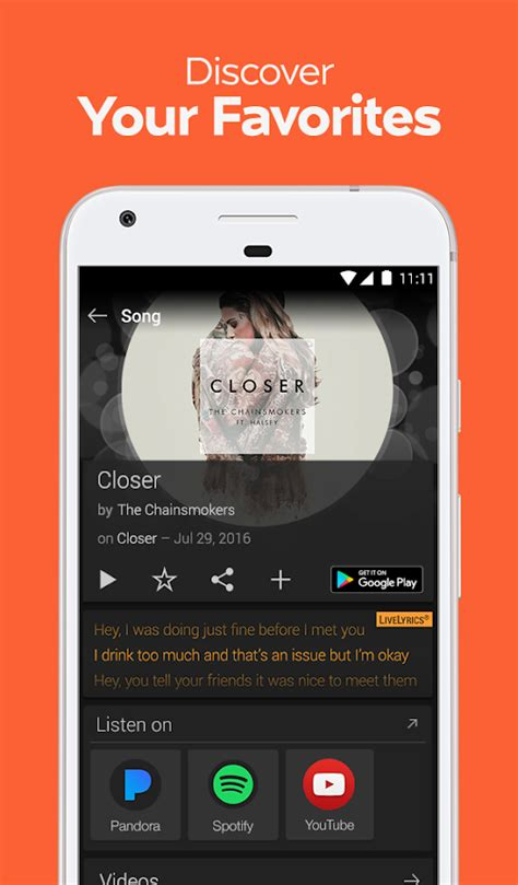 soundhound android soundhound search android apps on play