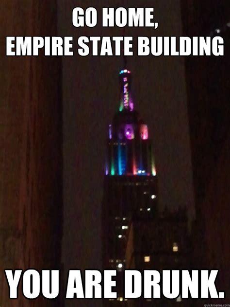 rainbow empire state building memes quickmeme