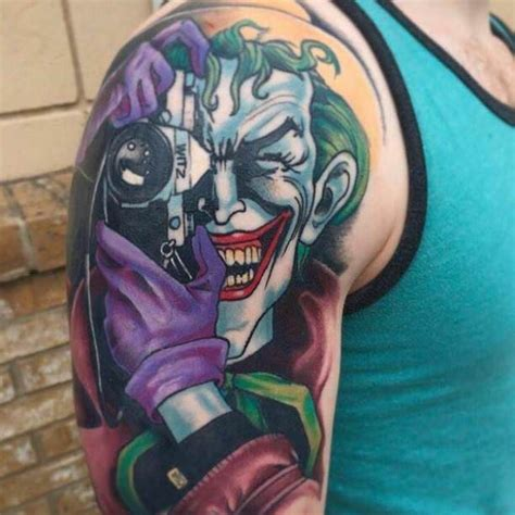 tattoovorlage joker 1000 images about comic book tattoos on pinterest