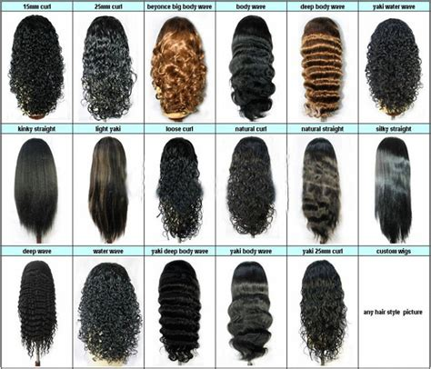 Different Types Of Human Hair Extensions by Sle Order Available Different Types Of Curly Weave Hair