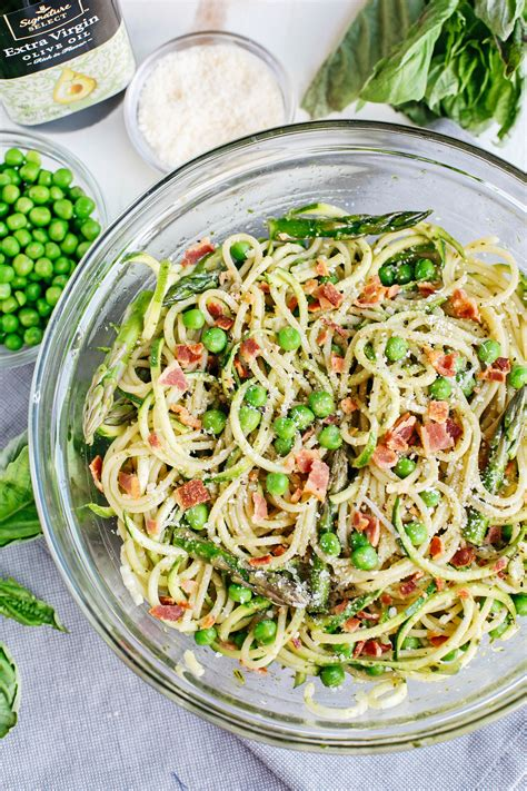 pasta salad with spaghetti noodles loaded veggie pasta salad with sweet basil vinaigrette