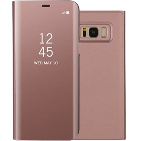 S8 Plus Clear View Standing Cover Samsung Galaxy S8 Flip Mirror 32 clear view standing cover for samsung galaxy s8 plus gold pink gold samsung
