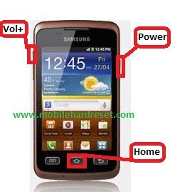 reset samsung xcover 2 how to hard reset samsung galaxy xcover s5690