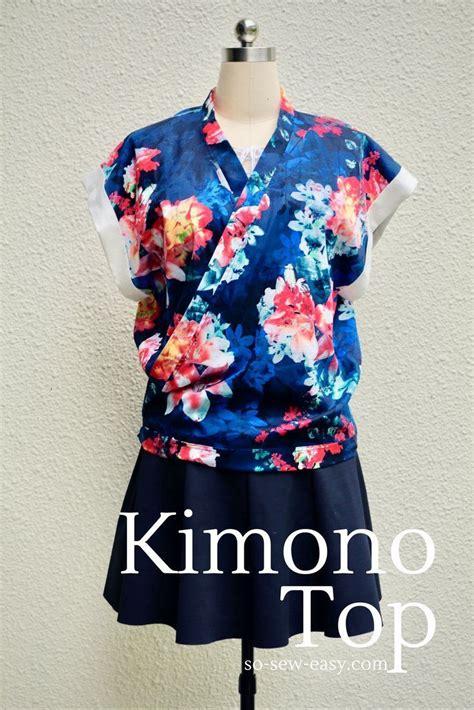 simple pattern top marks 25 best ideas about kimono pattern free on pinterest