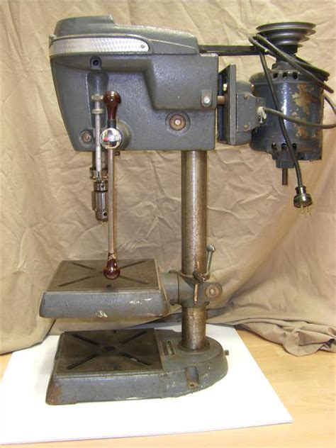 photo index sears craftsman  drill press