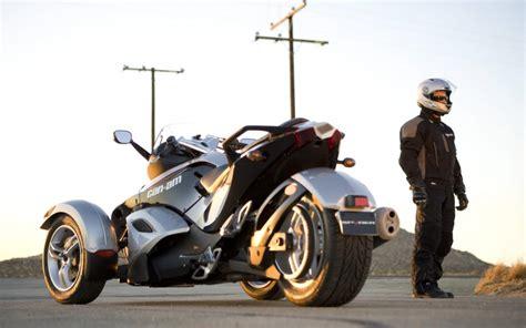 Dreirad Statt Motorrad by Presse Can Am Spyder Roadster Dreir 228 Driges Spa 223 Mobil