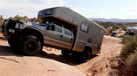 ford earthroamer price offroad cer earthroamer xv series road rv