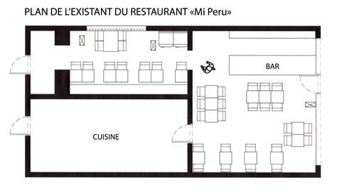 plan cuisine professionnelle gratuit r 233 habilitation d un restaurant p 233 ruvien cyrielle dunajski