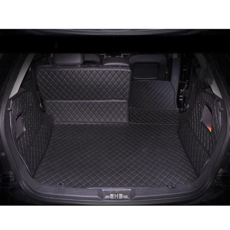 cargo mats for 2014 ford edge fit for ford edge 2014 2016 fly5d car trunk mat cargo boot
