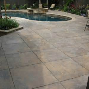 Concrete Vs Paver Patio Outdoor Fantastic Sted Concrete Vs Pavers For Modern Outdoor Design Naturalnina