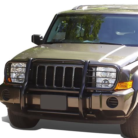 Jeep Commander Grill 06 10 Jeep Commander Xk Front Bumper Protector Brush