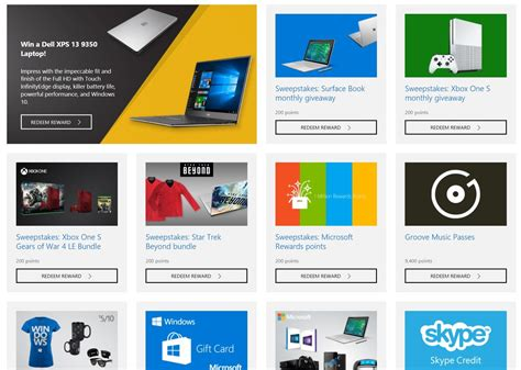 Microsoft Rewards Amazon Gift Card - the switch has been flipped for microsoft rewards in the u s with new site design