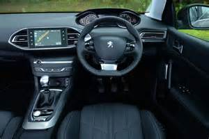 Peugeot 308 Interior Peugeot 308 E Hdi Review Pictures Auto Express