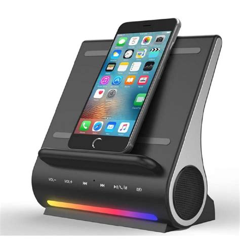 wireless charging station d100 dockall qi wireless charging and docking station