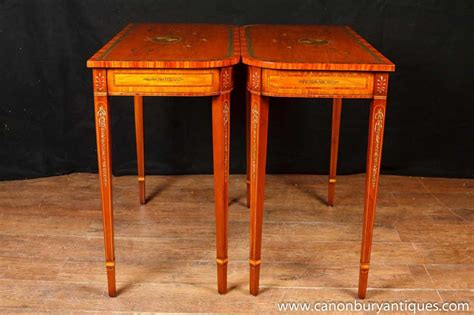 musical instrument table ls two sheraton painted console tables hall table regency