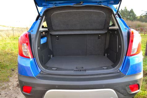 image gallery opel mokka luggage space
