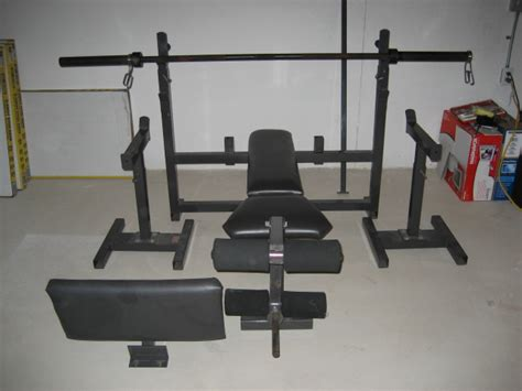 parabody bench press weights