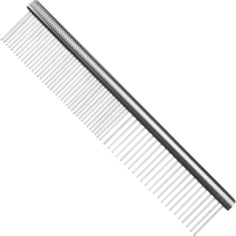 laube metal finishing comb 6 quot 1 quot teeth la12002 from pou