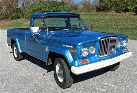 1973 jeep j series connors motorcar company