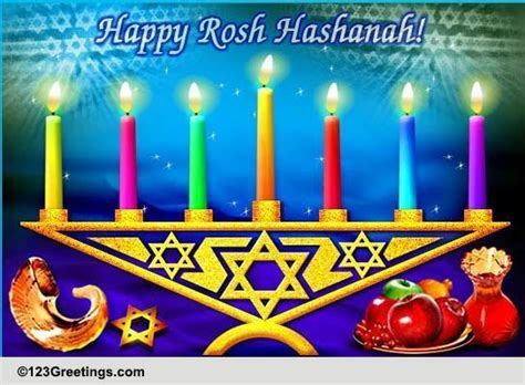 Light The Menorah! Free Wishes eCards, Greeting Cards