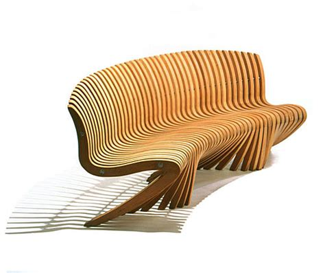 curved teak bench curved teak bench with back