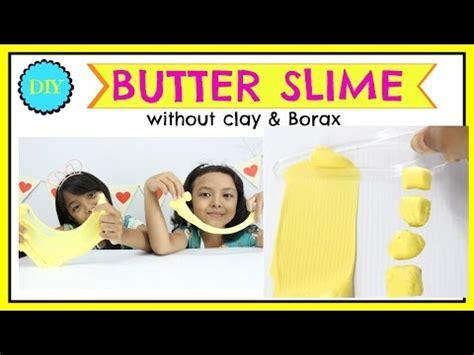 cara membuat slime keira charma cara membuat butter slime slime mentega diy butter