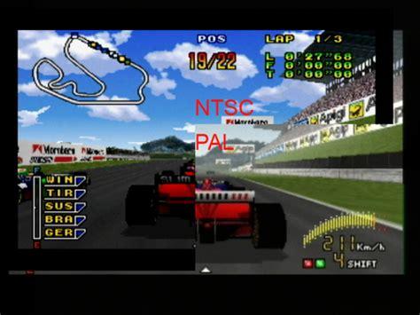 format video pal vs ntsc nintendo64ever article pal vs ntsc par zestorm pour