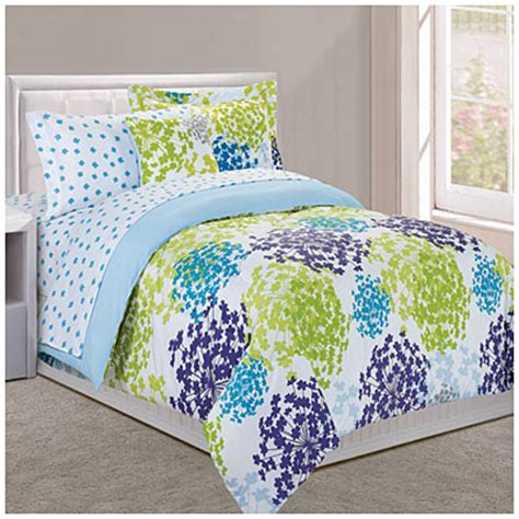 big lots bed in a bag dan river 174 twin sansa 6 piece bed in a bag comforter set