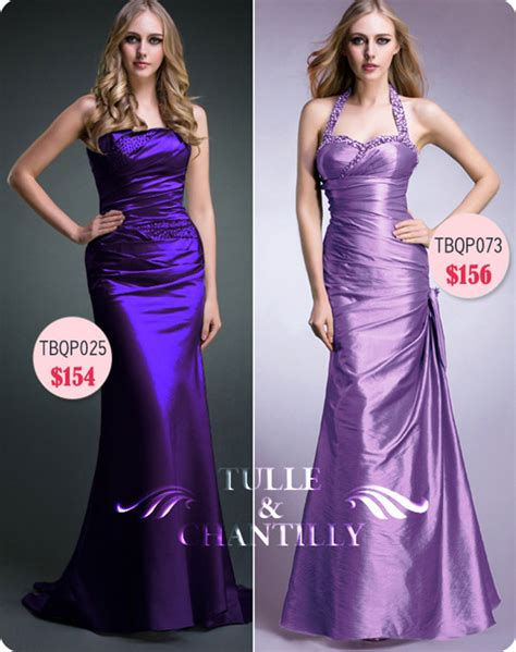 Fabulous & Versatile: Purple Bridesmaid Dresses For Summer Weddings   Tulle & Chantilly Wedding Blog