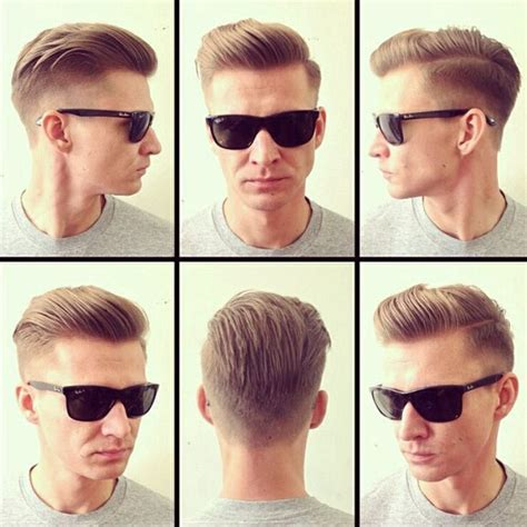 mens hrcuts front back 79 best hairstyles for men images on pinterest man s