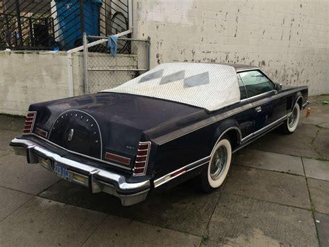 1967 lincoln continental hardtop convertible 1978 lincoln continental v chop top custom