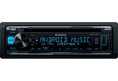 Bluetooth Autoradio 3022 by Receivers Kdc 170y Features Kenwood Europe