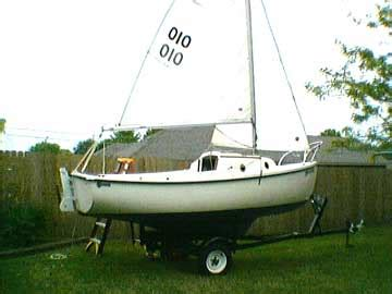 sailboats you can live on for sale compac 16 sailboat for sale