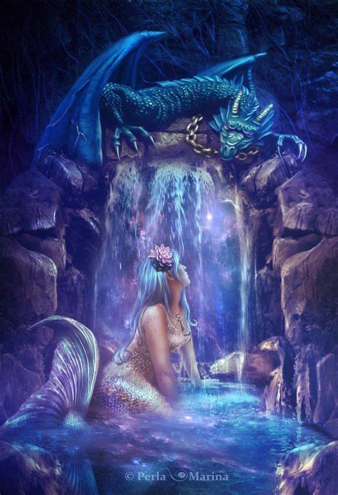 mermaids fairies other 1682614859 even though water dragons and mermaids share the ocean they know very little about each other