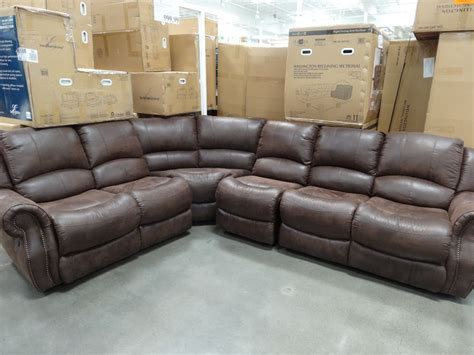 L Shaped Reclining Sectional Reclining Sectional An L Shape Jen Joes Design How A