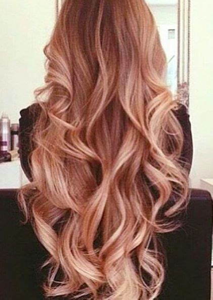 Hairclip Big Layer 7revolution Curly Wavy 2 13 best strawberry images on hair colors gorgeous hair and hair color