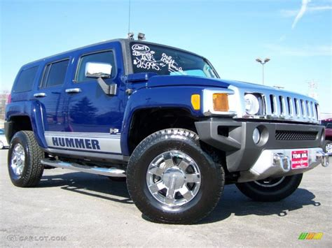 blue hummer the gallery for gt hummer h3 blue