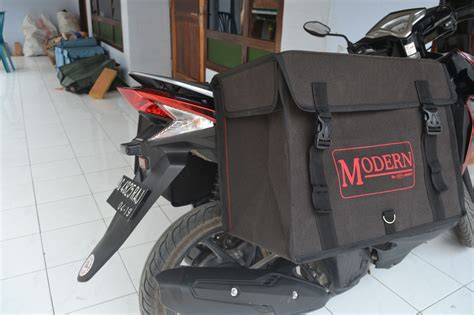 Tas Motor Anti Air tas motor tp03 kuat dan anti air surya mode alat