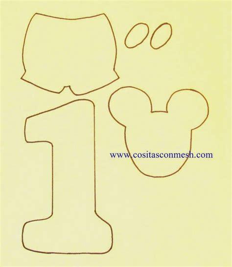 molde de pantaln de mickey como hacer un mickey mouse en foami fomix