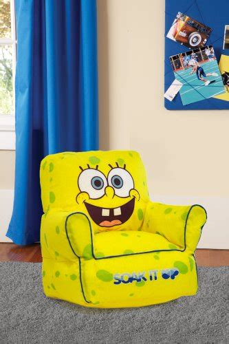 spongebob couch galleon nickelodeon spongebob squarepants bean bag sofa