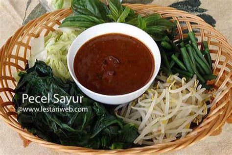 Sambal Pecel Kacang Karangsari 200gr kumpulan resep asli indonesia pecel sayur