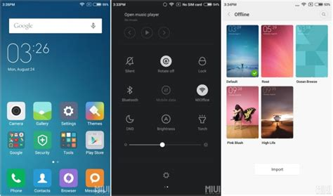 themes for redmi 4g xiaomi releases miui 7 global beta for mi 4 mi 4i redmi