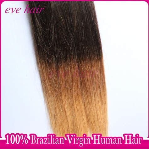china human hair extension hair ombre hair extension t43027 color